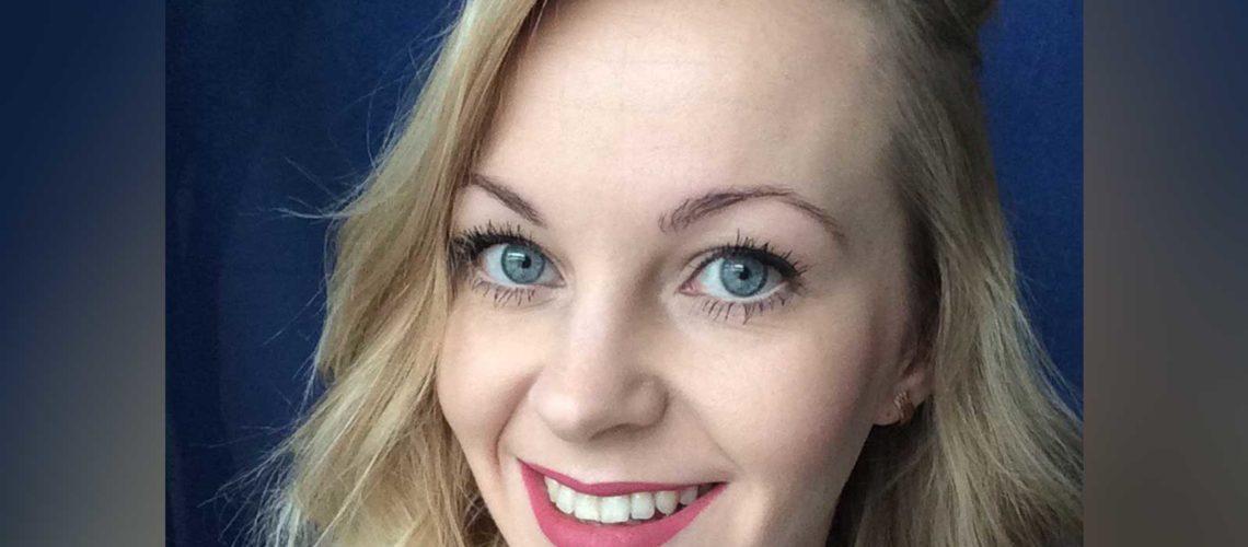 Estera Stępień – mgr biolog, kosmetolog, specjalista odnowy biologicznej i kosmetyki profesjonalnej, trycholog kosmetyczny, właścicielka Esther Kosmetologia&Trychologia